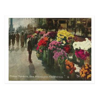 Vintage San Francisco Tarjetas Postales