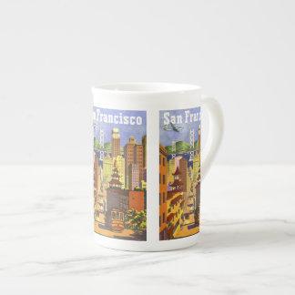 Vintage San Francisco Tea Cup