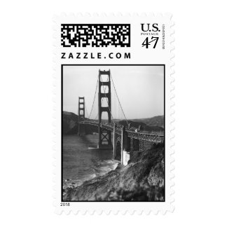 Vintage San Francisco, USA - Postage
