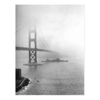 Vintage San Francisco, USA - Post Card