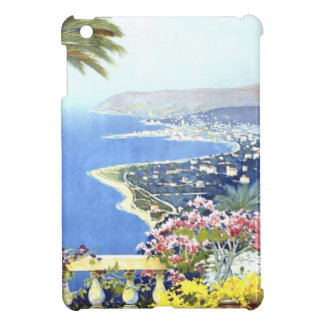 Vintage San Remo Italy Europe Travel Case For The iPad Mini
