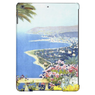 Vintage San Remo Italy Europe Travel iPad Air Case