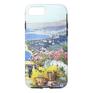 Vintage San Remo Italy Europe Travel iPhone 7 Case