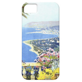Vintage San Remo Italy Europe Travel iPhone SE/5/5s Case