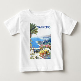 Vintage San Remo Italy Europe Travel T-shirt