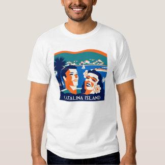 Vintage Santa Catalina Island T-Shirt