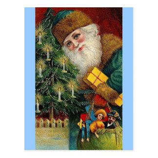 Vintage Santa - Christmas Postcards