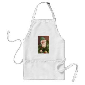 Vintage Santa Claus 10 Adult Apron