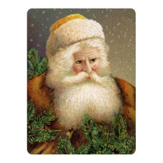 Vintage Santa Claus 11 Card