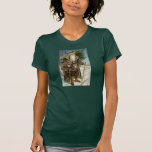 Vintage Santa Claus 3 T-shirt