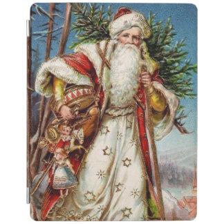 Vintage Santa Claus 5 iPad Cover