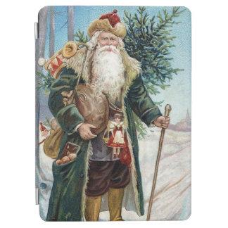 Vintage Santa Claus 6 iPad Air Cover