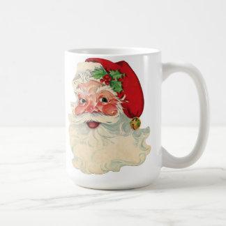 Vintage Santa Claus Cocoa Mug