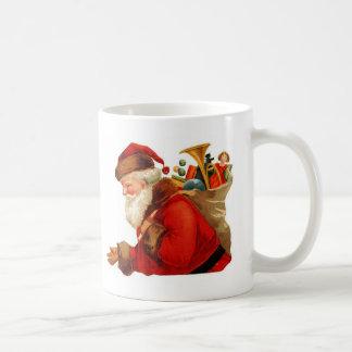 Vintage Santa Claus Coffee Mug