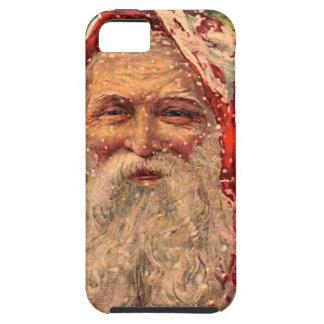 Vintage Santa Claus iPhone 5 Cases