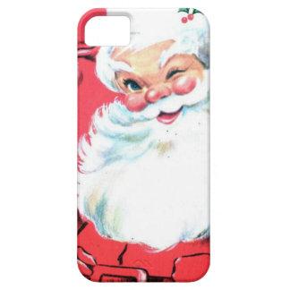 Vintage Santa Claus iPhone SE/5/5s Case