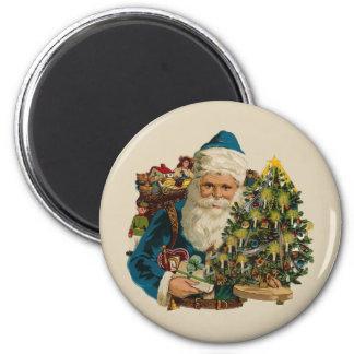 Vintage Santa Claus Magnet