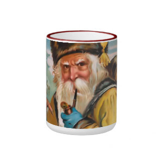 Vintage Santa Claus Mug