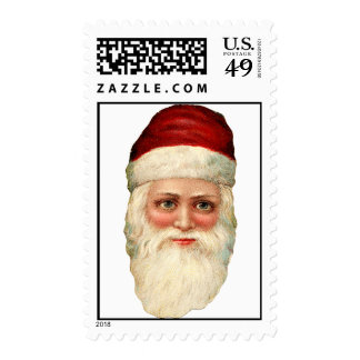 Vintage Santa Claus Postage
