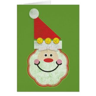 Vintage Santa Claus - St. Nick Card