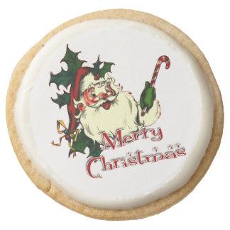 Vintage Santa Clause Cookies