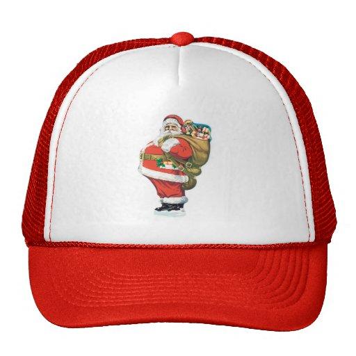 Vintage Santa Clause Hat