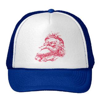 Vintage Santa Graphic T-shirts, Stocking Stuffers Hats