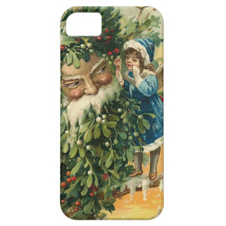 Vintage Santa iPhone5 case mate Vibe