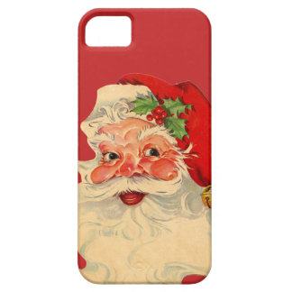 Vintage Santa iPhone5 Cases iPhone 5 Cover