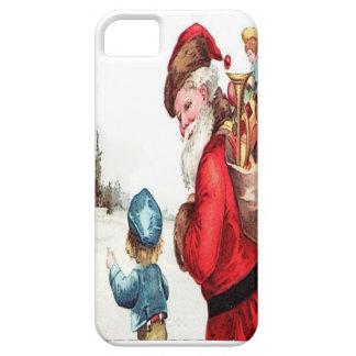 Vintage Santa iPhone SE/5/5s Case