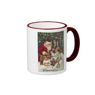 Vintage_santa_mug Tazas