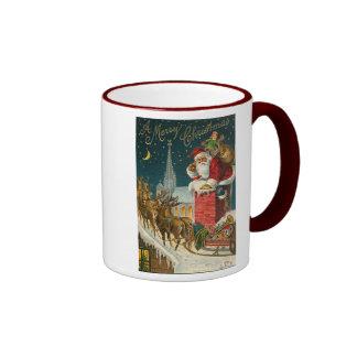 Vintage_santa_mug Taza