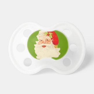 Vintage Santa Pacifier