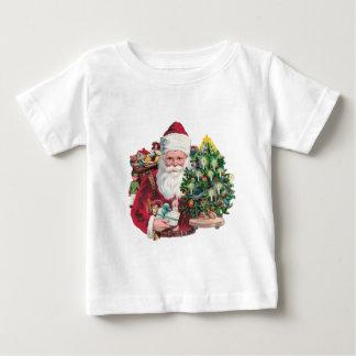 Vintage Santa Tee Shirts