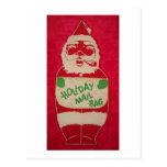 Vintage Santa Tarjetas Postales
