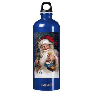 Vintage Santa with Cakes SIGG Traveler 1.0L Water Bottle