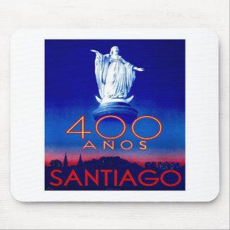 Vintage Santiago Mousepad