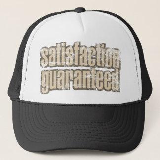 Vintage Satisfaction Guaranteed Trucker Hat