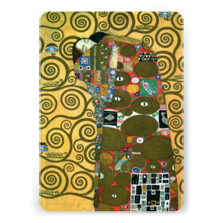 Vintage Save the Date Fulfillment by Klimt Card