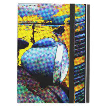 Vintage school bus iPad Air Case