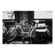Vintage Schwinn bicycle photo