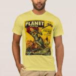 VINTAGE SCI FI (1950's SCI FI PULP ILLUSTRATION) T-Shirt