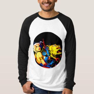 VINTAGE SCI FI (PLANET STORIES SCIENCE FICTION) T-Shirt