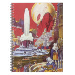 Vintage Science Fiction, Lost City of Atlantis Notebooks