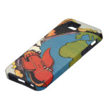 Vintage Science Fiction, Sci Fi, Spaceship Earth iPhone 5 Cover