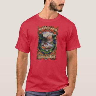 Vintage Scotland, Auld Lang Syne T-Shirt