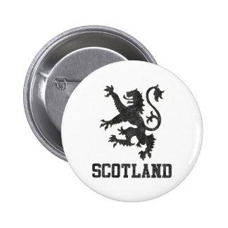 Vintage Scotland Button