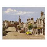 Vintage  Scotland, Lockerbie Postcard