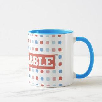 Vintage Scrabble Logo Mug
