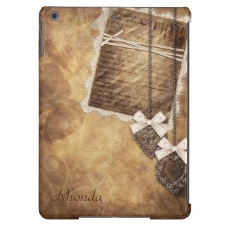 Vintage Scrapbook Page iPad Air Case